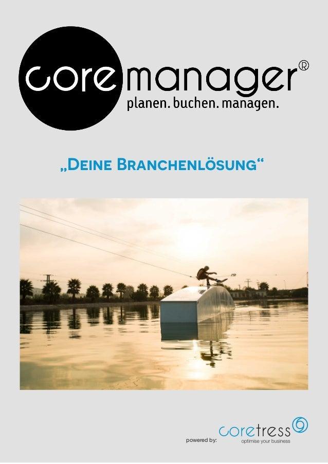 """powered by:  """"Deine Branchenlösung"""""""