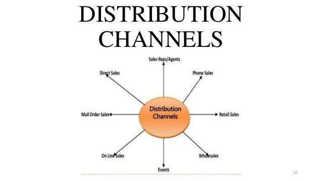 DISTRIBUTION CHANNELS 14