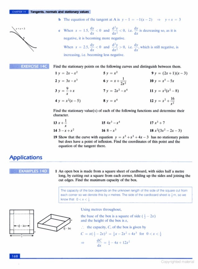 Core maths for a level 3rd edition by l.bostock, s.chandler