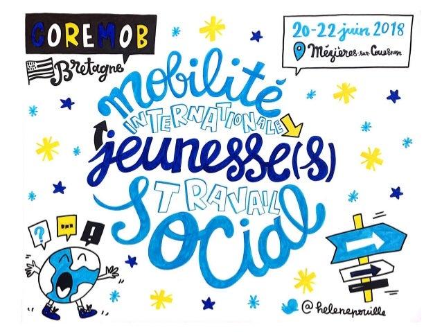 Mobilité internatinale, jeunesse(s) & travail social