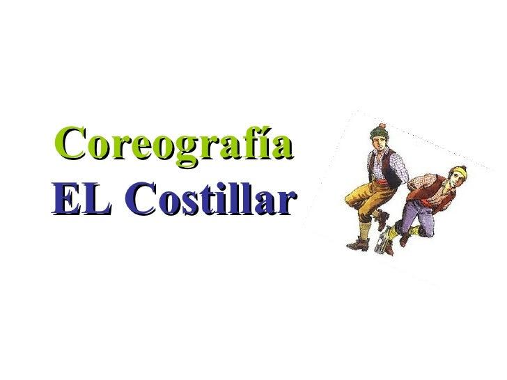 Coreografía EL Costillar
