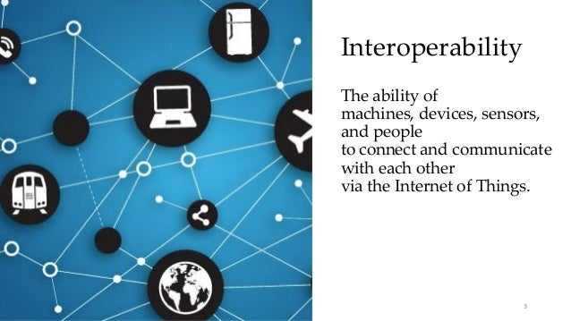 Coreon - Making Sure IoT Devices Understand Each Other! Slide 3