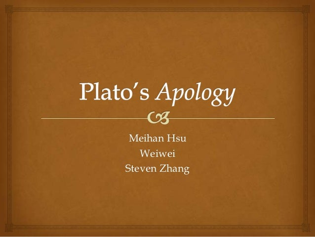 the accuracy of the representation of socrates by plato in apology Socrates - plato's apology: defense of palamades, by gorgias and they infer that in composing the apology in this fashion plato was not seeking historical accuracy but instead striving to outdo or to parody the orators for whom he felt disdain.