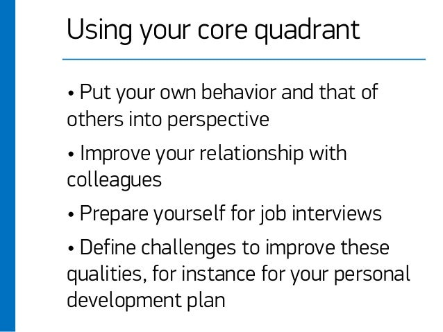core qualities Qualities of leadership - part 5 - effective communicator and core values by ray miller an excerpt from our management training by the book series this is the fifth article in a six part series which discusses the qualities of leadership.