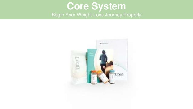 Core System Begin Your Weight-Loss Journey Properly