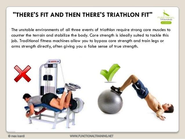 Triathlete Weight Training Workouts | AV Workout