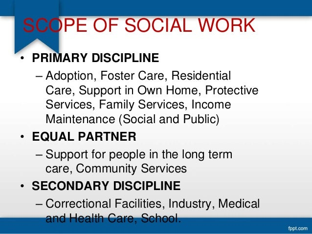 core values of social work