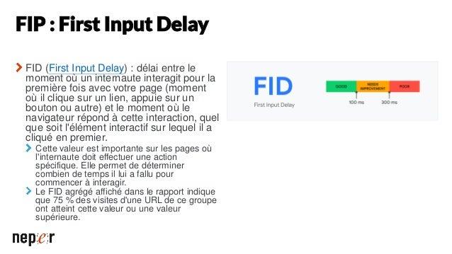 Pendant certaines phases, aucune interaction n'est possible Lorsque le main thread est au repos, on peut mesurer le TTI