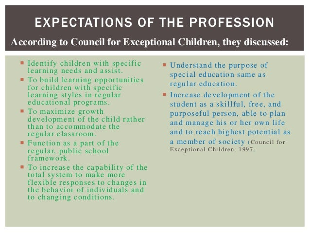 Special Education More Flexible >> Learner Rights And Teacher Responsibilities 8 5 2019 Update2