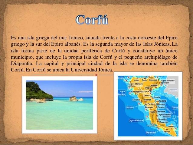 Es una isla griega del mar Jónico, situada frente a la costa noroeste del Epirogriego y la sur del Epiro albanés. Es la se...