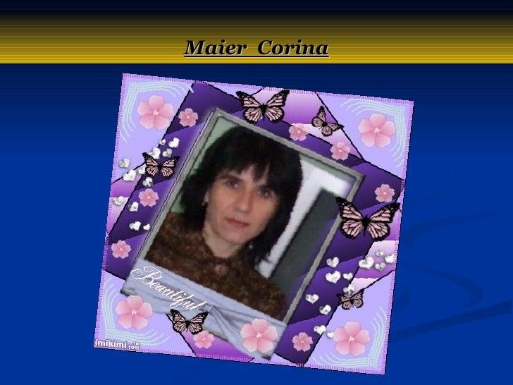 Maier Corina