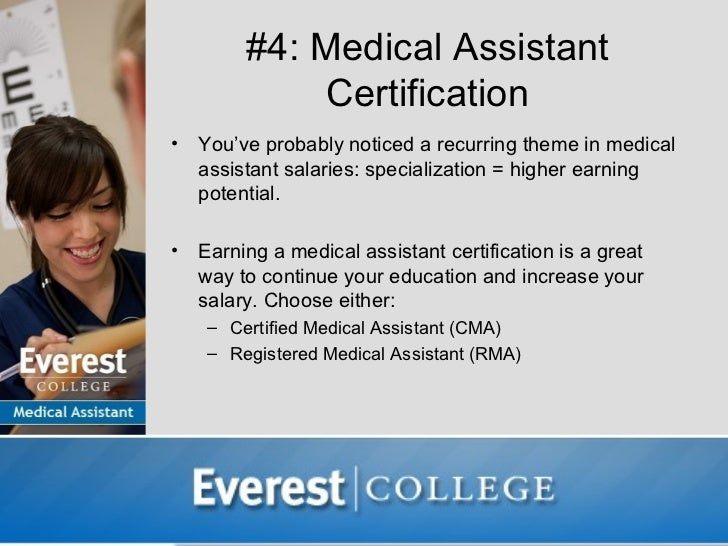 Top Considerations for Medical Assistant Salaries