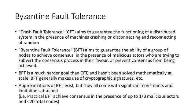 Overview of Blockchain Consensus Mechanisms Slide 3