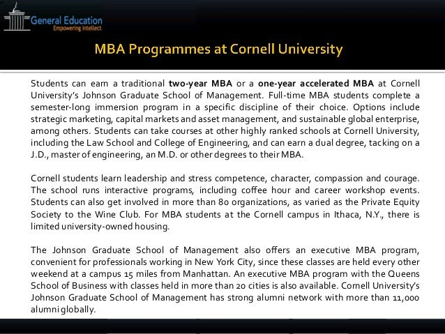 cornell mba essays tips and deadline  2