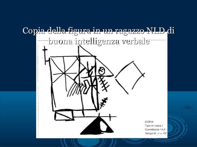 Copia della figura in un ragazzo NLD diCopia della figura in un ragazzo NLD di buona intelligenza verbalebuona intelligenz...