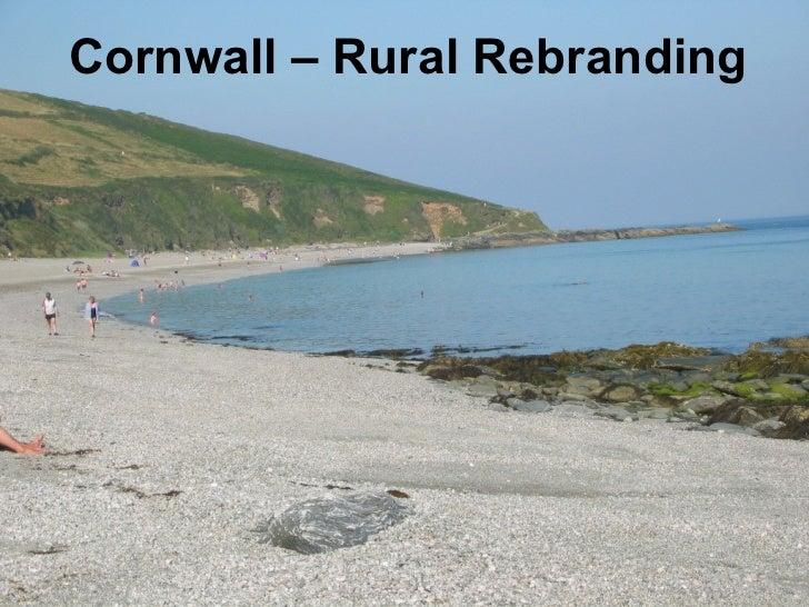 Cornwall – Rural Rebranding