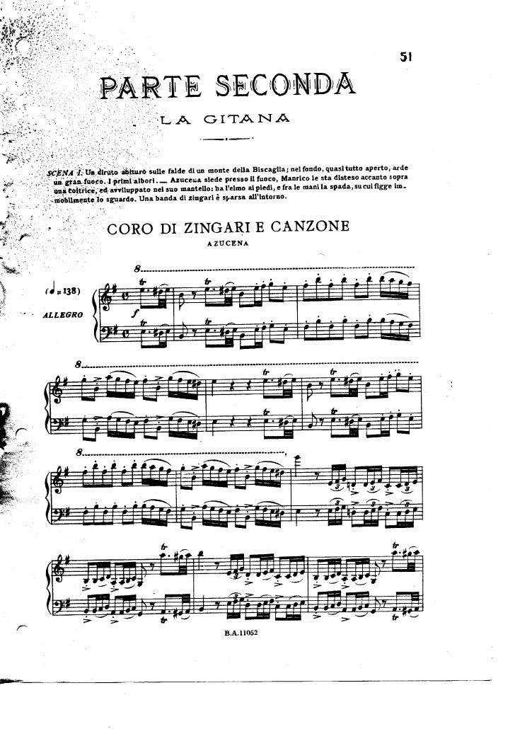 Coro de gitanos