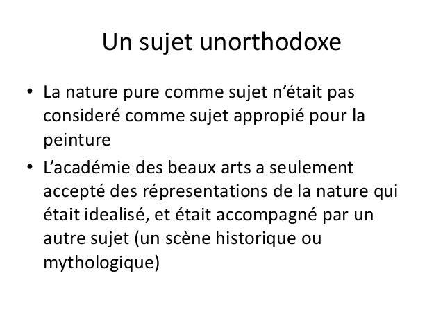 L'architecture dans un milieu naturelUn thème prévalente dans les peintures deCorot était la rélation entre les structures...