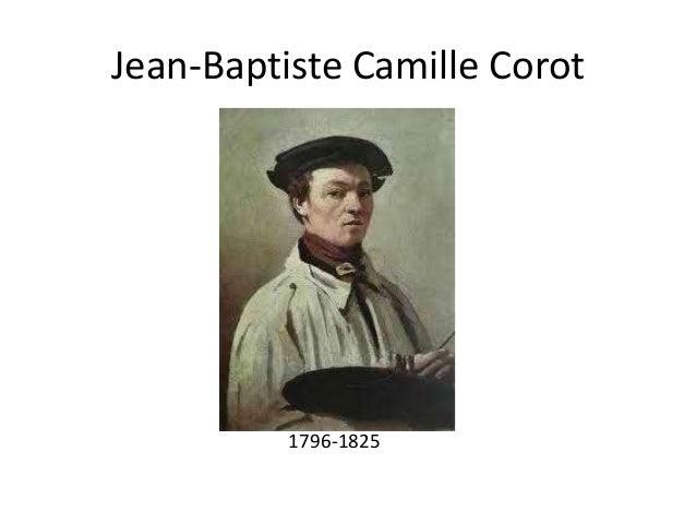 Jean-Baptiste Camille Corot1796-1825