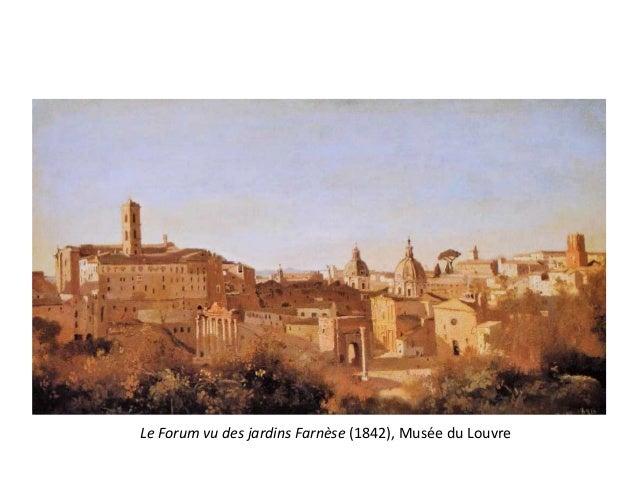 Fontainebleu, chênes noirs du Bas-Bréau (1831-1833)