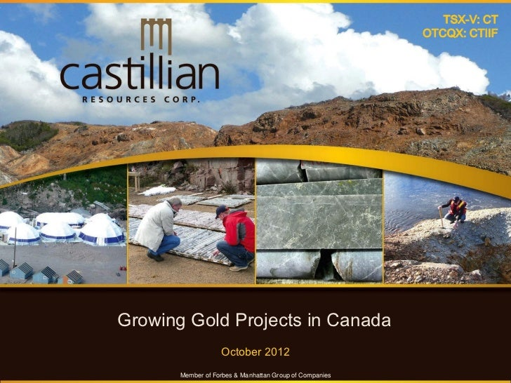 TSX-V: CT                                                         OTCQX: CTIIFGrowing Gold Projects in Canada             ...
