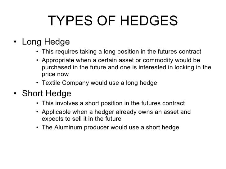 corporate incentives for hedging and hedge 222 corporate hedging as a mean to maximise managers' private utility this line of reasoning, introduced by stulz (1984), refers to the incentives of managers to hedge their own wealth on the expense of shareholders significant portions of manager's wealth, in the form of income or share ownership,.