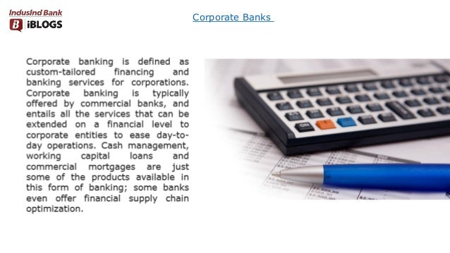 Corporate Banks