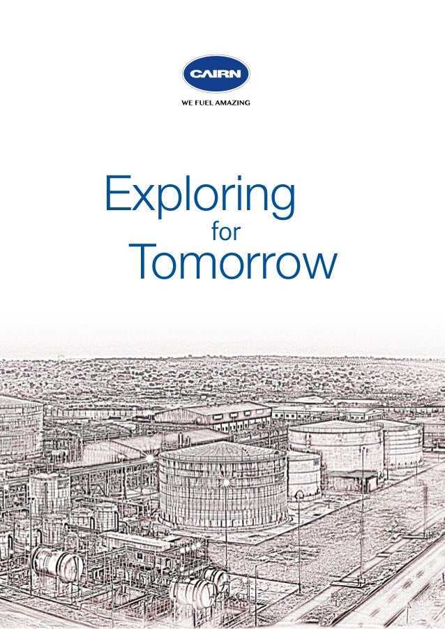 for Exploring Tomorrow