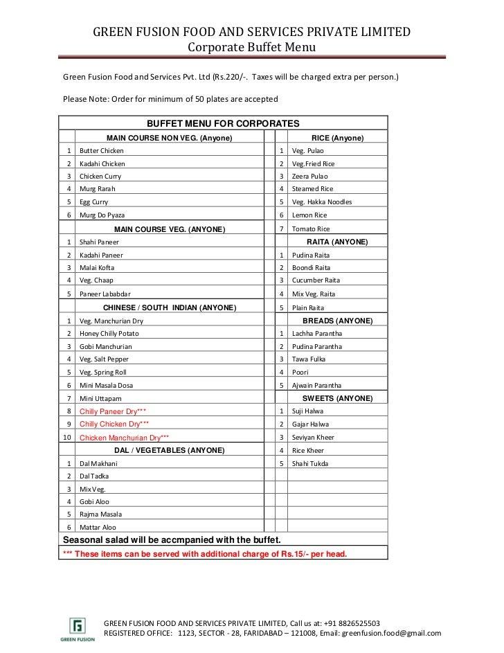 Food List Samples Sample Resume Sample Resume Sodexo Usa Careers