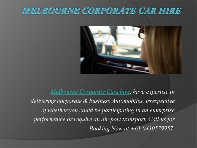 Vha Car Hire Melbourne