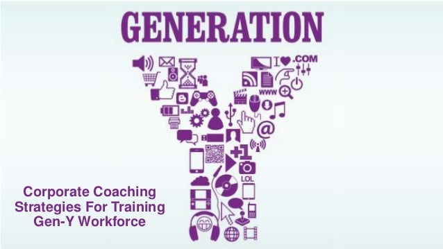 gen y workforce