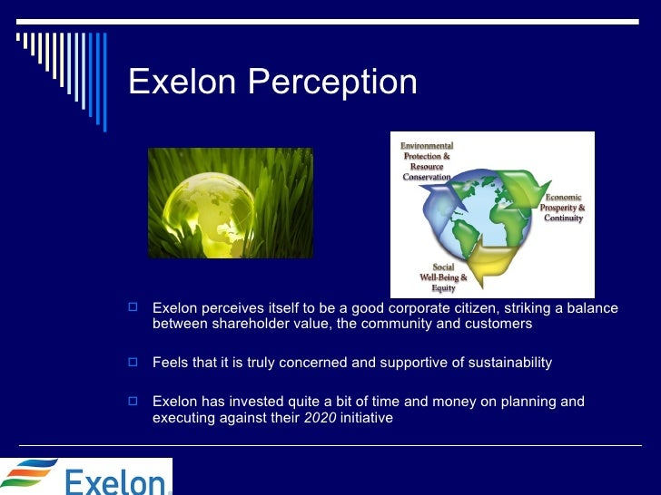 Exelon corporate