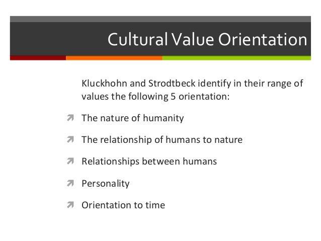 value orientation marketing