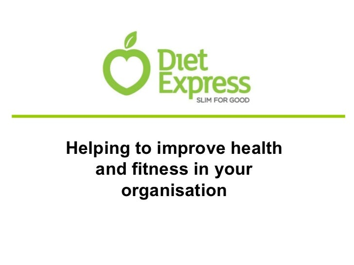 Helping to improve health and fitness in your organisation