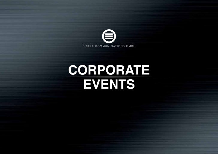 Eisele Communications GmbH                                                THE AGENCYEisele Communications GmbH has establi...