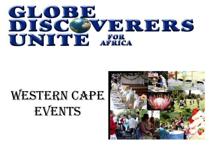 Western Cape   Events