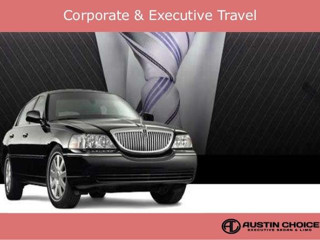 Corporate & Executive Travel
