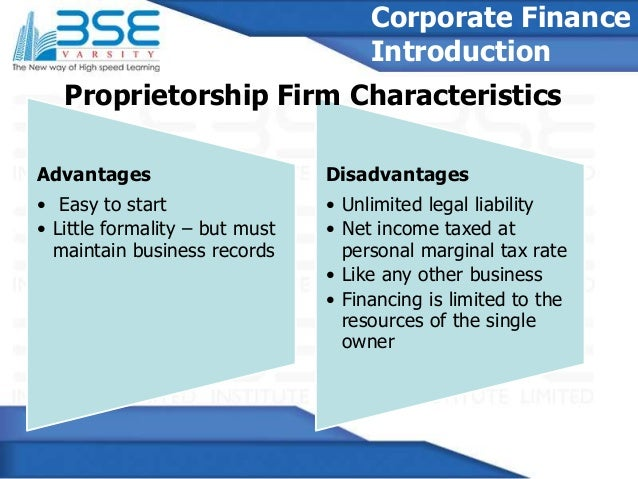 Introduction to Corporate Finance