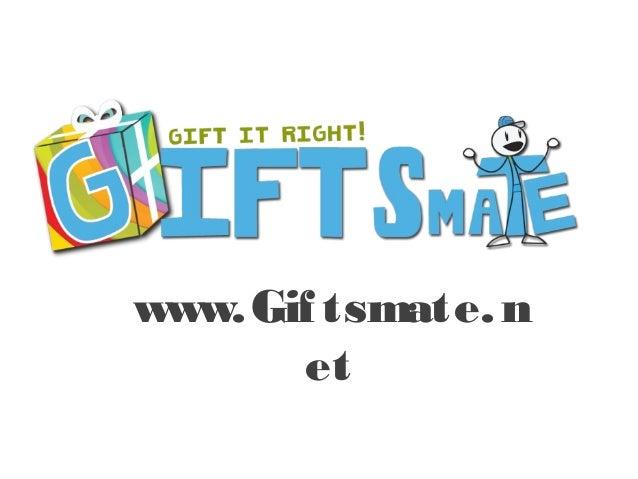 www.Giftsmate.net