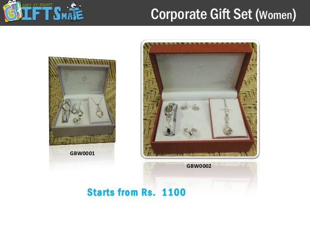 Corporate Gifts Ideas from Giftsmate