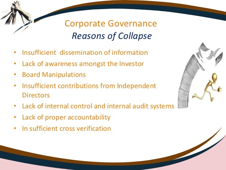 causes of corporate governance failure parmalat This enron case study presents our own analysis of the spectacular rise and fall of enron against our golden rules of corporate governance governance failures.