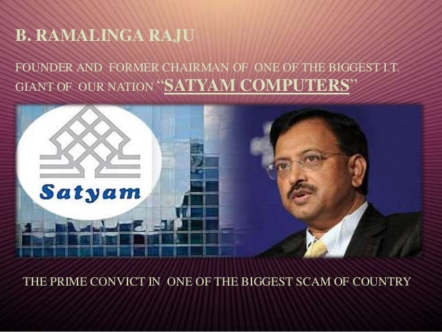 Scandal at Satyam: Truth, Lies and Corporate Governance