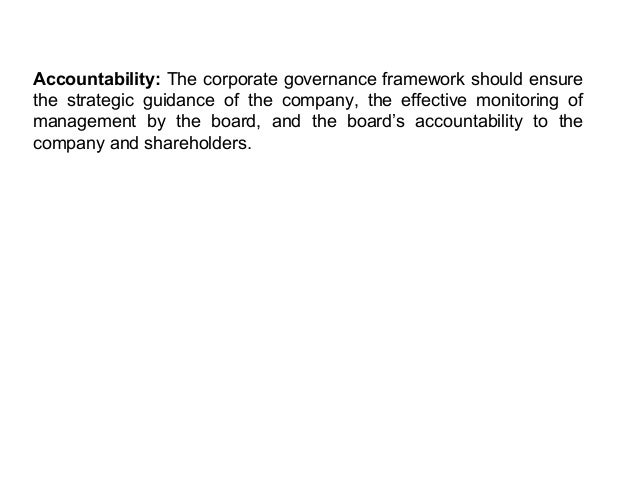 Difference between Corporate Governance and Corporate Management •Corporate governance must not be confused with corporate...