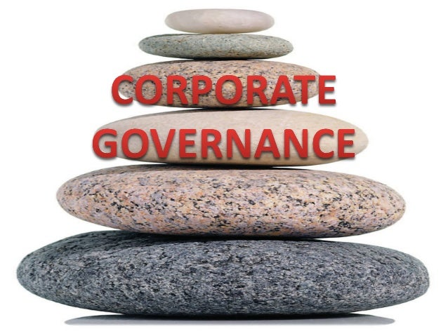 """INTRODUCTION Corporate governance is """"the system by which companies are directed and controlled"""". It involves regulatory a..."""