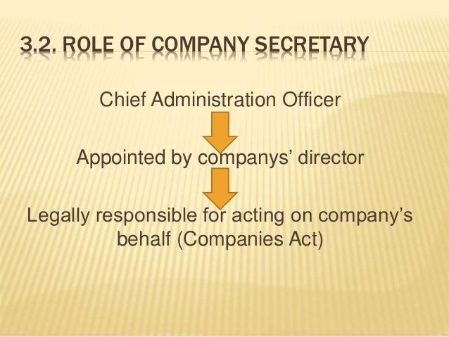 acca governance of a company pdf