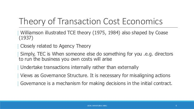 management accounting theory of cost behavior 64 | chapter five • management accounting theory of cost behavior in  management accounting theory, the relationship between volume and total  variable.