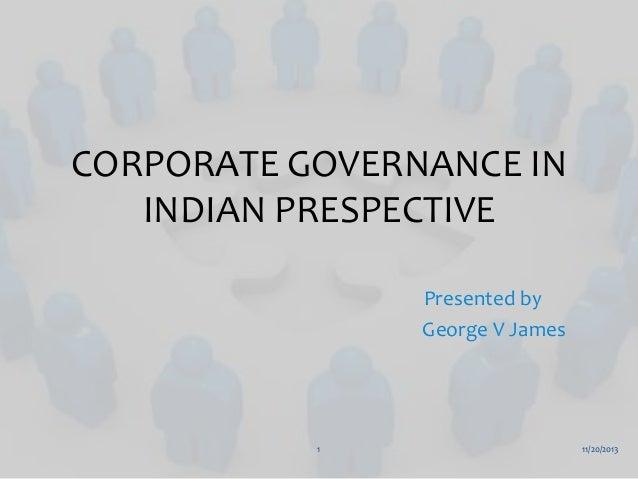 corporate governance in hindi pdf