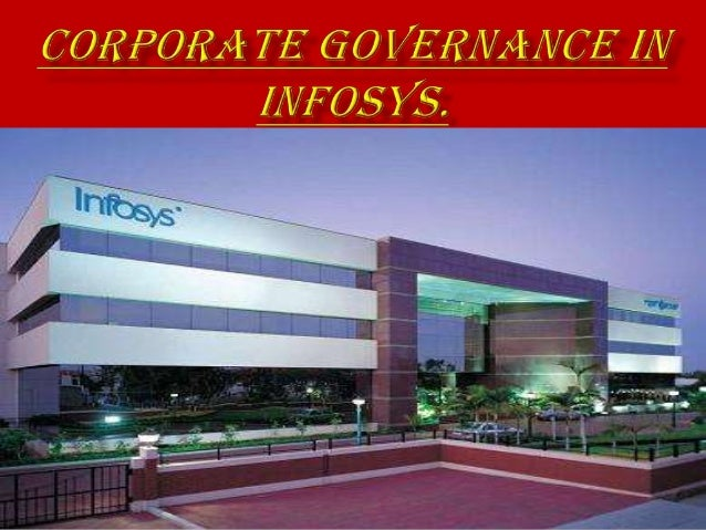    Corporate governance is the set of processes,    customs, policies, laws, and institutions affecting the    way a corp...