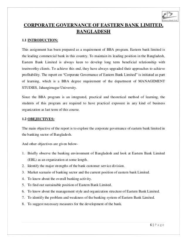 report on eastern bank ltd Eastern bank ltd is a publicly traded company privco specializes in private companies, but includes records on public companies like eastern bank ltd solely for their private market activity (such as investments into and acquisitions of private companies.