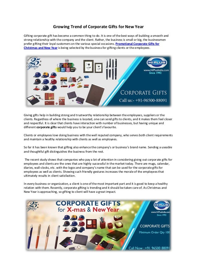 growing trend of corporate gifts for new year gifting corporate gift has become a common thing